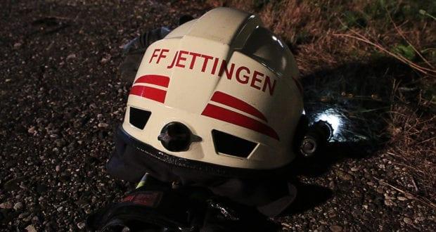 Feuerwehrhelm Feuerwehr Jettingen