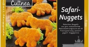 Lidl Safari Nuggets Produktbild
