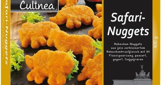 Lidl Safari Nuggets Produktbild