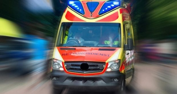 Rettungswagen Einsatz