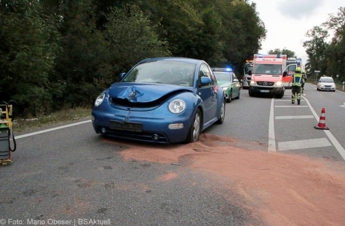 Unfall B16 Günzburg-Gundelfingen 31082018 2