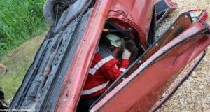 Verkehrsunfall DRK