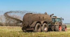 Güllefass Traktor
