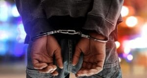 Handschellen Festnahme