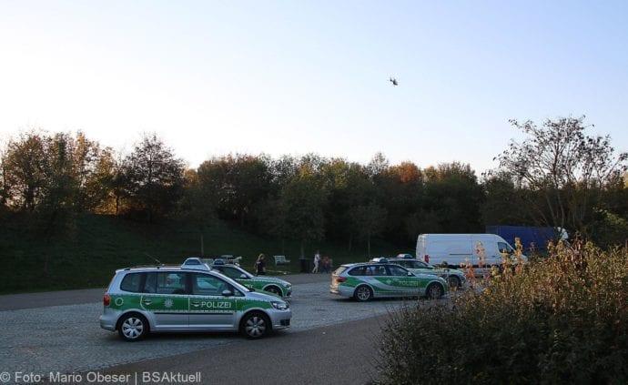 Raststätte Leipheim Personensuche nach Flucht 14102018 5