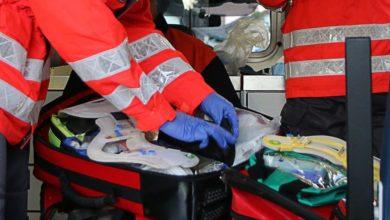 Rettungsdienst Koffer Rettungswagen