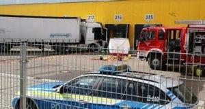 Sattelzug Gersthofen Unfall 02102018 2