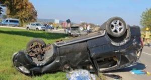 Unfall Unterbalzheim L260 am 04102018