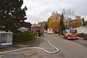 Brand Explosion Gartenhütte Giengen 08112018 2