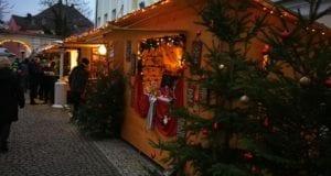 Günzburger Altstadtweihnacht Günzburg Hauke
