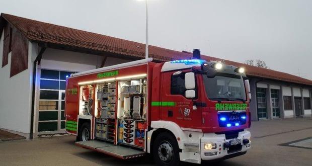 Neuer GWG Feuerwehr Günzburg