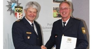 Polizeidirektor Werner Mutzel