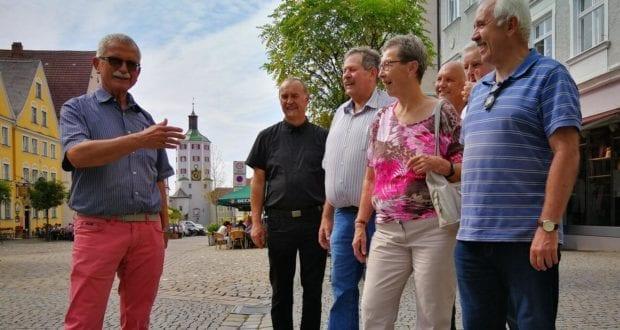 Stadtführung StadGünzburg