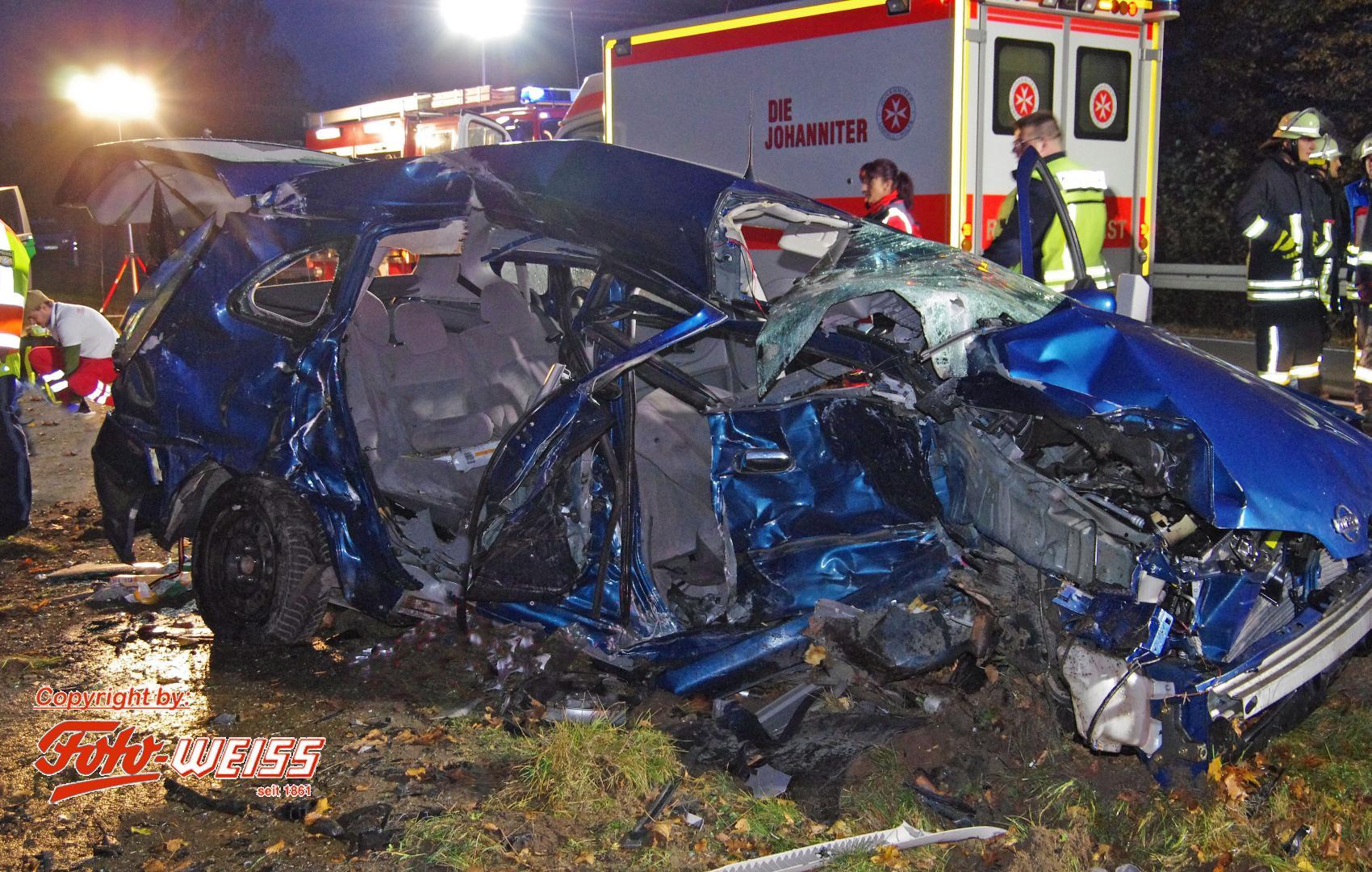 Unfall B16 Wenzenbach Heute
