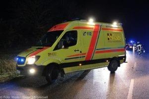 Unfall zwischen Günzburg und Leipheim am 13.11.2018