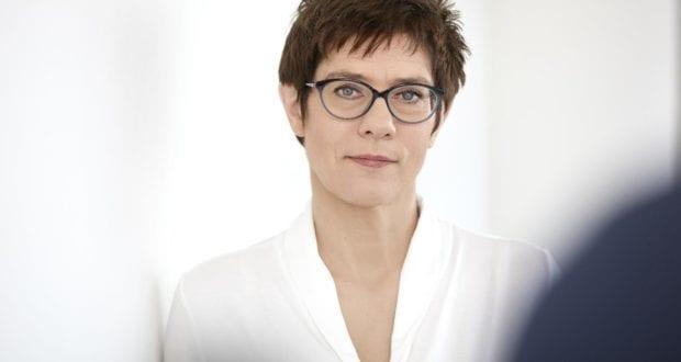 AKK CDU Parteivorsitzende
