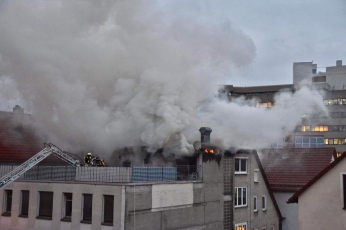 Brand Heidenheim Dachstuhl Wedelgraben 4