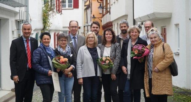Günzburg Stadt Dienstjubiläen