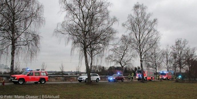 Günzburg Heidenheimer Strasse Unfall 30122018 1