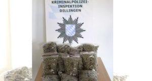 Rain Marihuana Lech sichergestellt