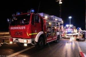 Unfall A8 Leipheim-Kreuz Elchingen Km109,5 18122018 10