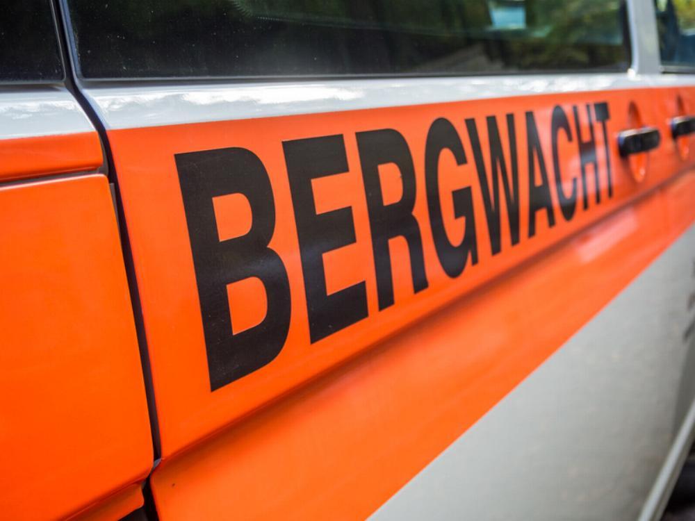 Bergwacht Fahrzeug