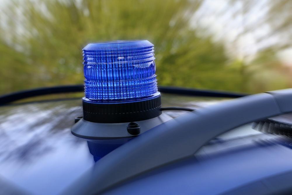 Blaulicht Zivilfahrzeug
