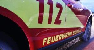 Feuerwehrfahrzeug Burgau