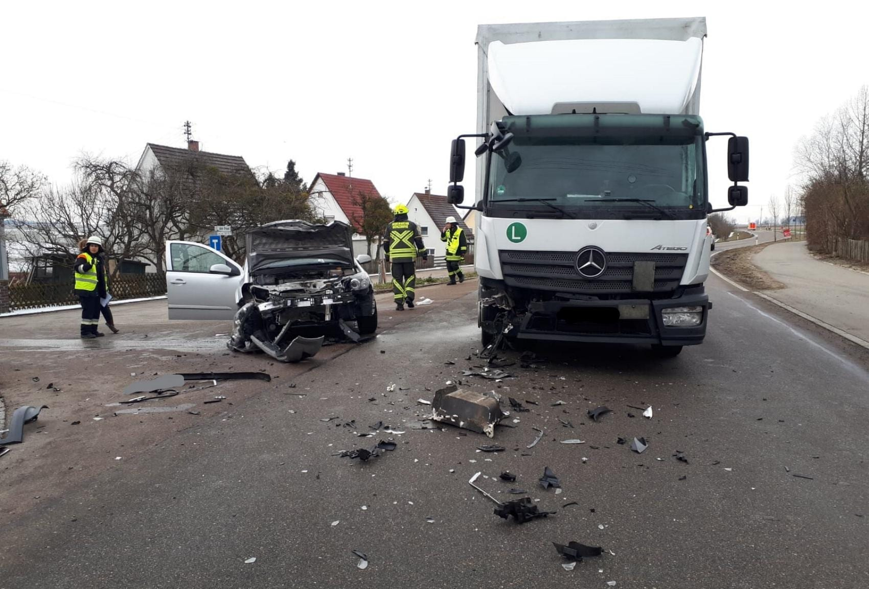 Unfall Rettenbach
