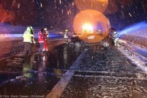 Unfall A8 GZ-Burgau 12012019 1