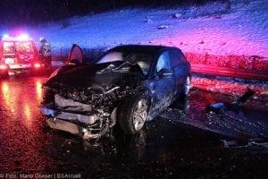 Unfall A8 GZ-Burgau 12012019 10