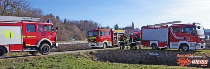Unfall Wattenweiler-Ellzee 16012019 3