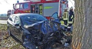 Unfall Wattenweiler-Ellzee 16012019 4