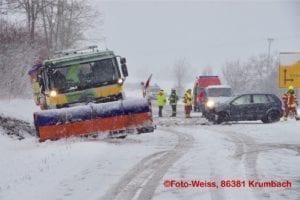 Ursberg B300 Unfall Schneeräumer 050012019 1