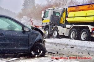 Ursberg B300 Unfall Schneeräumer 050012019 3