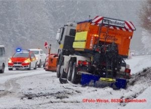 Ursberg B300 Unfall Schneeräumer 050012019 6