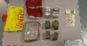 Drogen Dorfen sichergestellt