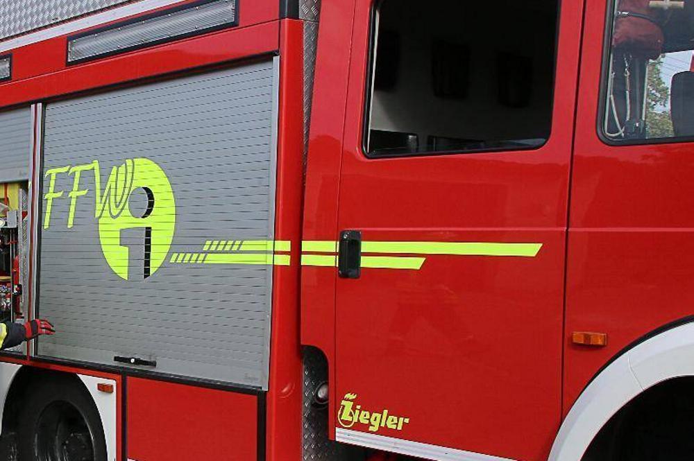 Feuerwehr Ichenhausen Fahrzeug