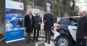 Günzubrg Neue Ladesäulen Elektromobilität
