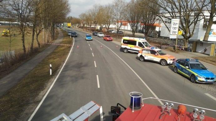 Ichenhausen Unfall Schulbus Pkw 20022019 4