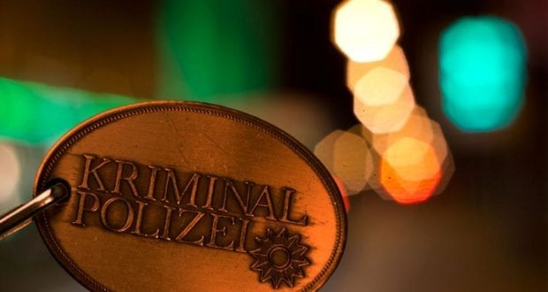 Marke Kriminalpolizei