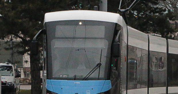 Ulm Straßenbahn Unfall entgleist 02022019 3