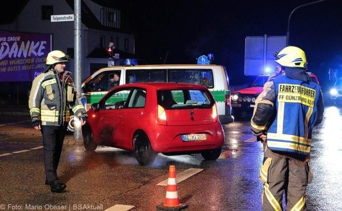 Unfall Günzburg Augsbruger Strasse 01022019 1