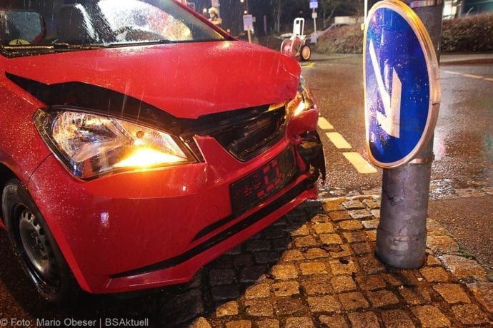 Unfall Günzburg Augsbruger Strasse 01022019 3