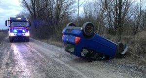 Unfall bei Lauingen 12022019