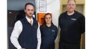 V-Meakt Pfand Spende Feuerwehr Leipheim