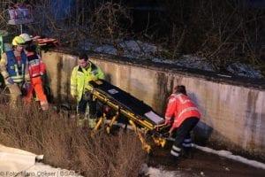 Wettenhausen Unfall Pkw 09022019 11