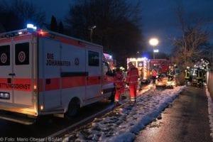 Wettenhausen Unfall Pkw 09022019 16