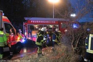 Wettenhausen Unfall Pkw 09022019 19