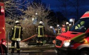 Wettenhausen Unfall Pkw 09022019 2